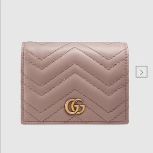 GG Marmont card case wallet PERFECT CONDITION